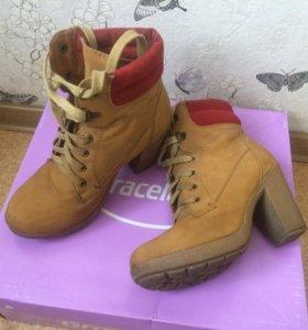ботинки ботильоны женские 37
