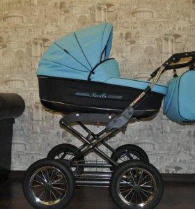 Продаётся детская коляска wiejar nicolla 2 в 1