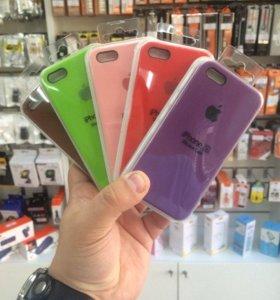 iPhone 5 / 5s / 5se Оригинальный чехол от Apple