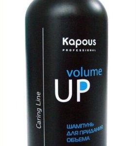 Kapous Caring Line Volume Up Шампунь и бальзам
