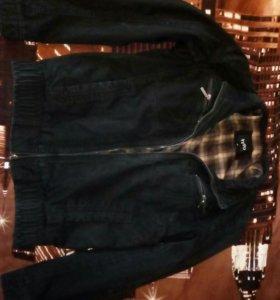 """Куртка мужская, """"весенняя, осенняя"""" 46 размер"""