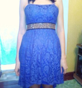 Платье вечерне