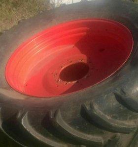 Продаются колеса на сельхозтехнику