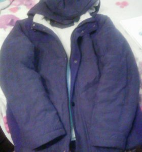 Куртки мужские зимняя и осенняя
