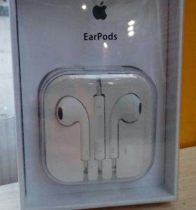 EarPods наушники