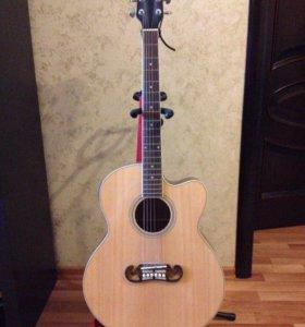Электроакустическая гитара Gibson