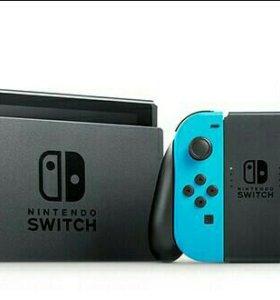 Nintendo switch + игры
