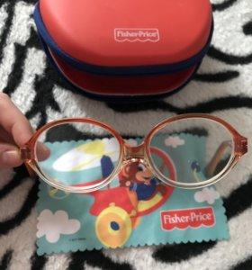 Детская оправа очки