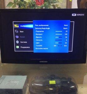 Телевизор samsung ue19es