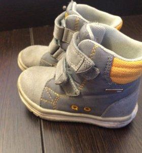 Reima демисезонные ботинки