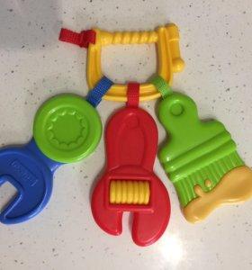 Грызунки игрушка Fisher Price