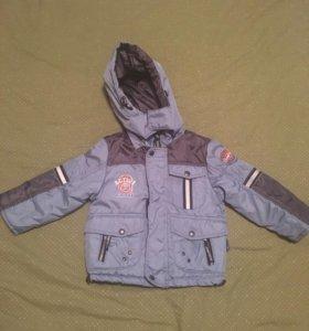 Куртка размер 80 см