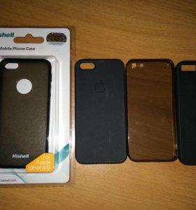 Чехлы для iPhone 5,5s,SE.