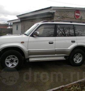 Toyota Land Cruiser Prado, 1998 год