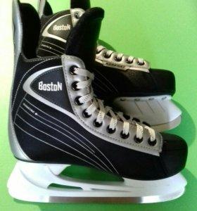 Коньки хоккейные.❄