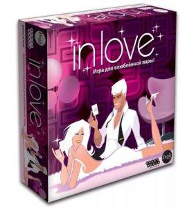Настольная игра in love 💘