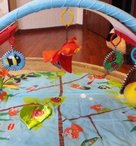 Развивающий коврик-палатка Tiny Love