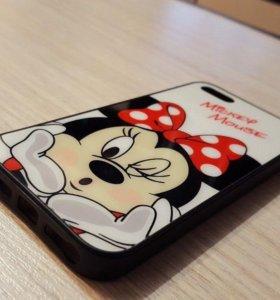 Бампер на iPhone 5, 5s