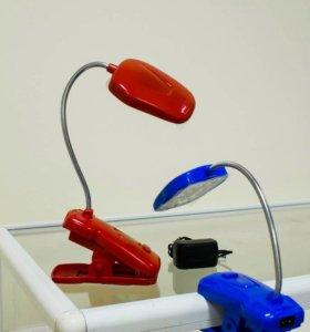 Светильник настольный аккумуляторный
