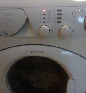 Стиральная машина Аристон с сушкой
