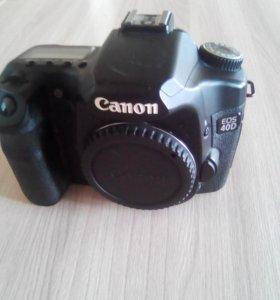 Canon eos40D