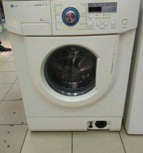 Стиральная машинка автомат LG