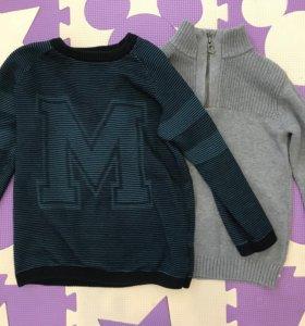 2 свитера Zara