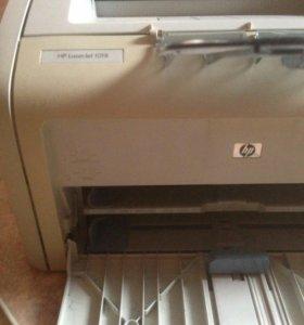 Принтер HP LASER JET 1018