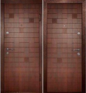 Дверь форпост премиум