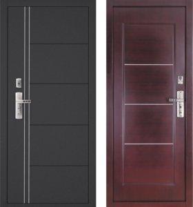 Дверь форпост 128С