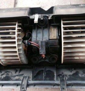 Вентилятор печки от BMW e39
