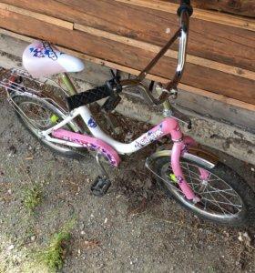 Велосипед детский Барсик 16