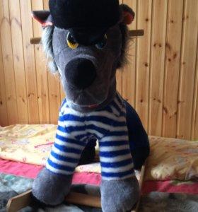 Качалка волк