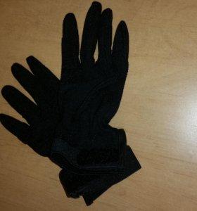 Перчатки женские для верховой езды