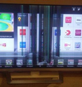 LG 42 LM669 разбит экран