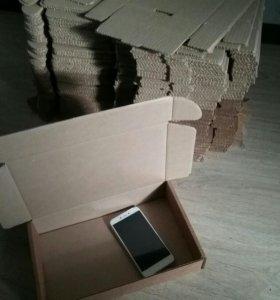 Коробки почтовые