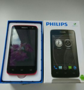 3G смартфон Philips Xenium W732 Android 4