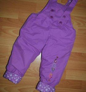Теплые штанишки для зимы
