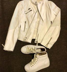 Комплект куртка+ботинки