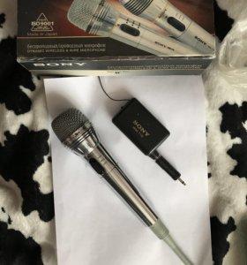 Микрофон SONY WM-718