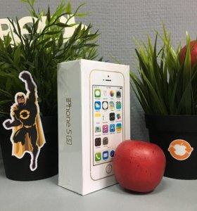 iPhone 5s 16gb золотой Gold