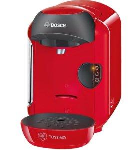 Новая капсульная кофеварка Tassimo