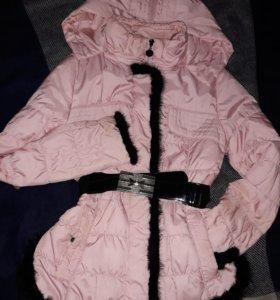 Женская куртка(осень-весна)