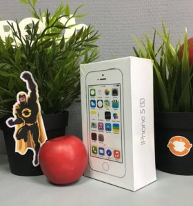 iPhone 5s 32gb белый Silver