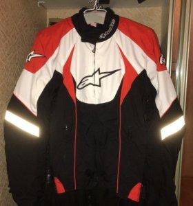 Мотокуртка текстильная Alpinestars T-GP R