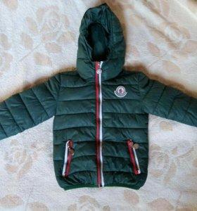 Куртка дктская для мальчика