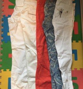 Отличные брюки,джинсы 40-42