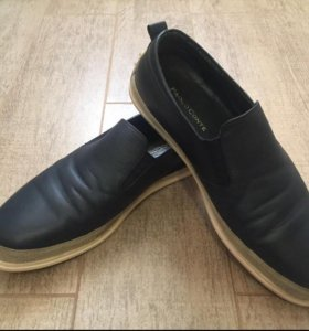 Туфли Paolo Conte темно-синие