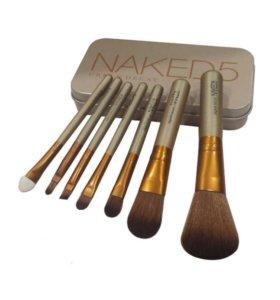 Набор кистей Naked5