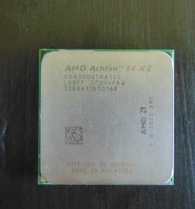 Процессор AMD Athlon 64 X2 5000+